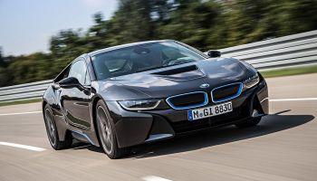 Imagen del coche BMW i8