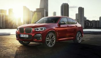 Imagen del coche BMW X4