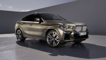 Imagen del coche BMW X6