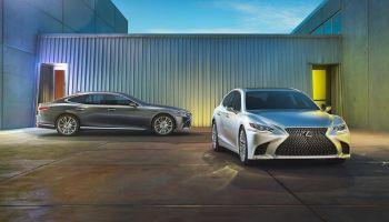 Imagen del coche Lexus LS
