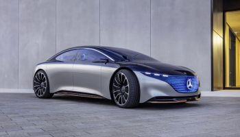 Imagen del coche Mercedes EQS