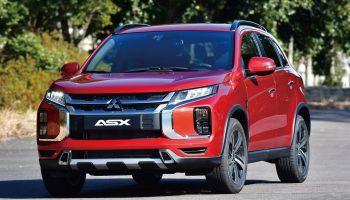 Imagen del coche Mitsubishi ASX