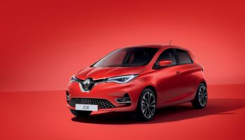 2019 Nouvelle Renault Zoe thumbnail