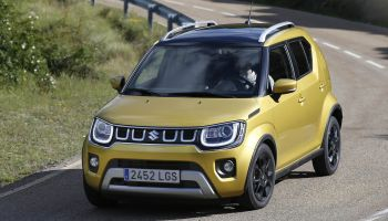 Imagen del coche Suzuki Ignis