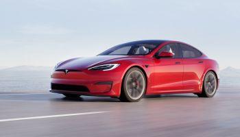 Imagen del coche Tesla Model S