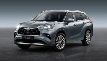 Toyota Highlander 2021 01 thumbnail
