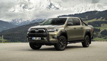 Imagen del coche Toyota Hilux