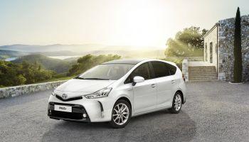 Imagen del coche Toyota Prius Plus