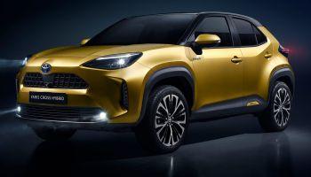 Toyota Yaris Cross 2020 03 Frontal thumbnail