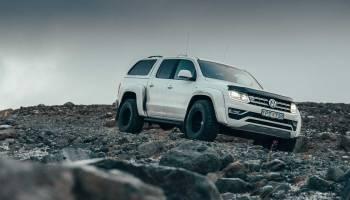 Volkswagen Amarok pick-up 4x4: precios, prueba, ficha técnica, fotos