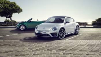 Volkswagen Beetle Nuevo Beetle 1 thumbnail