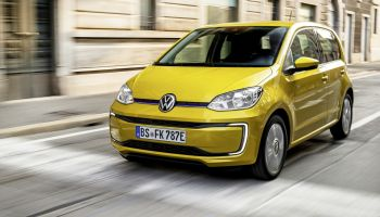 Imagen del coche Volkswagen e-up!