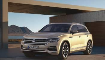 Volkswagen Touareg Portada thumbnail