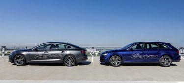 Los Audi A4 Avant G Tron Y A5 Sportback G Tron Pierden Autonomía