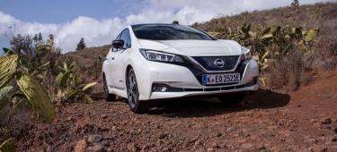 Prueba Nissan Leaf 2018 40
