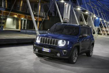180620 Jeep New Renegade My19 Limited 05