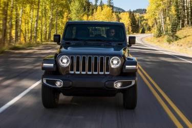 jeep wrangler: precios, noticias, prueba, ficha técnica y fotos