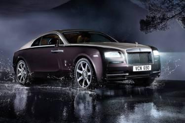 Rolls Royce Wraith Precios Prueba