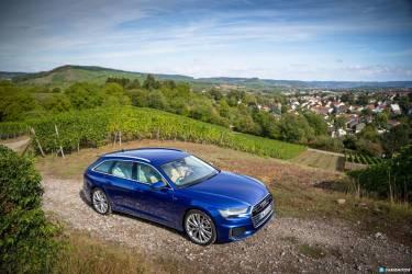 Audi A6 Avant Prueba 2