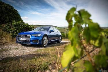 Audi A6 Avant Prueba 3