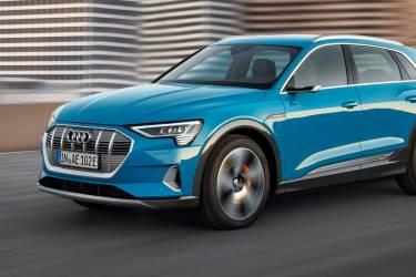 Audi E Tron 2018 25