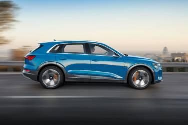 Audi E Tron 2018 26