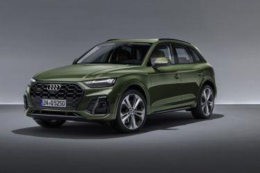 Audi Q5 2020 Ficha