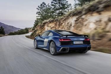 Audi R8 2019 Ficha 1118 004