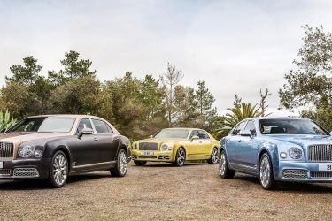 Bentley Mulsanne 000