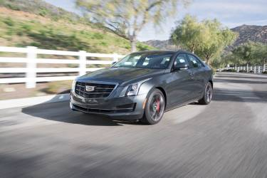 Cadillac Ats Ficha 3