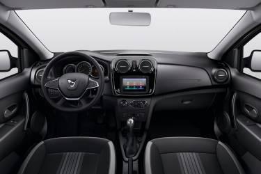 Dacia Sandero 0119 Ficha 077