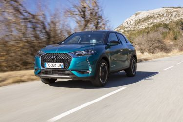 Ds 3 Crossback 2019 Exterior 00036