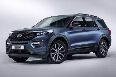 Ford Explorer 2019 0319 010
