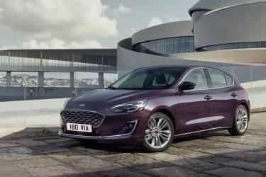 Ford Focus 2018 01