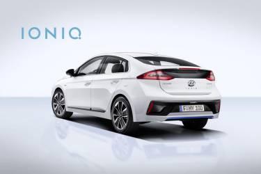 Hyundai Ioniq Precios Noticias Prueba Ficha Tecnica Y Fotos