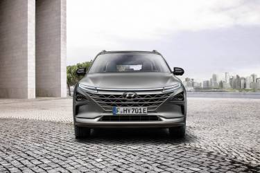 Hyundai Nexo 3
