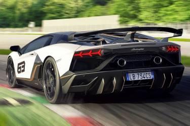 Lamborghini Aventador Svj 0818 003