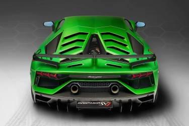 Lamborghini Aventador Svj 0818 004