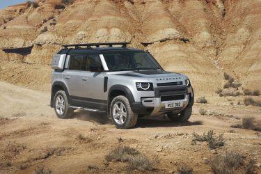 Land Rover Defender 2020 76
