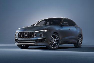 Maserati Levante Hybrid 2021 0421 Frontal Lateral 002