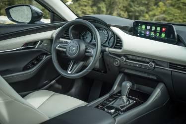 Mazda3 2019 Interior Blanco 02