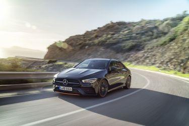 Mercedes Benz Cla, C 118, 2019
