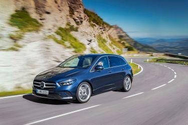 Mercedes Clase B 2019 09