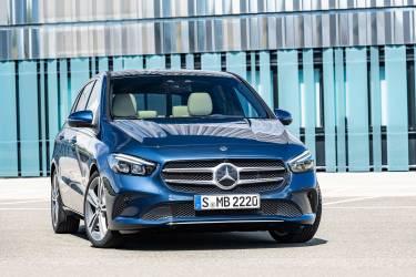 Mercedes Clase B 2019 23