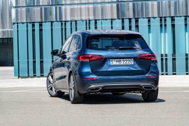Mercedes Clase B 2019 24