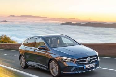 Mercedes Clase B 2019 28