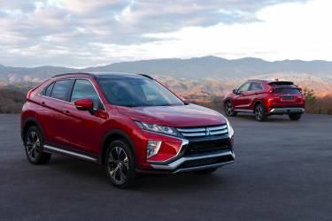 Mitsubishi Eclipse Cross Precios Noticias Prueba Ficha Tecnica Y