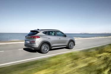New Hyundai Tucson 3