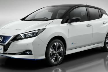 Nissan Leaf 3zero Blanco Exterior 09