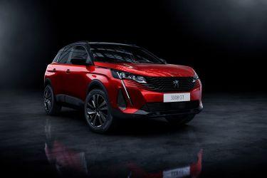 Peugeot 3008 2021 Exterior 04